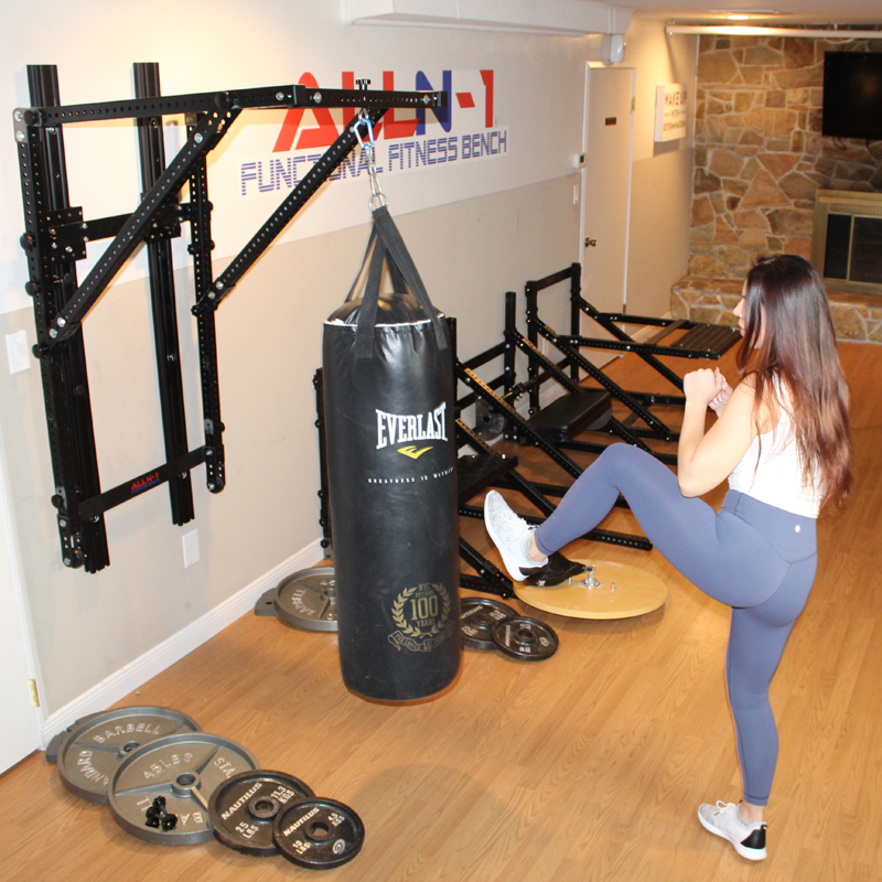 sMMAsher Heavy Bag