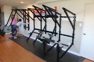 ALLN-1 Functional Fitness Studio Rack TraX