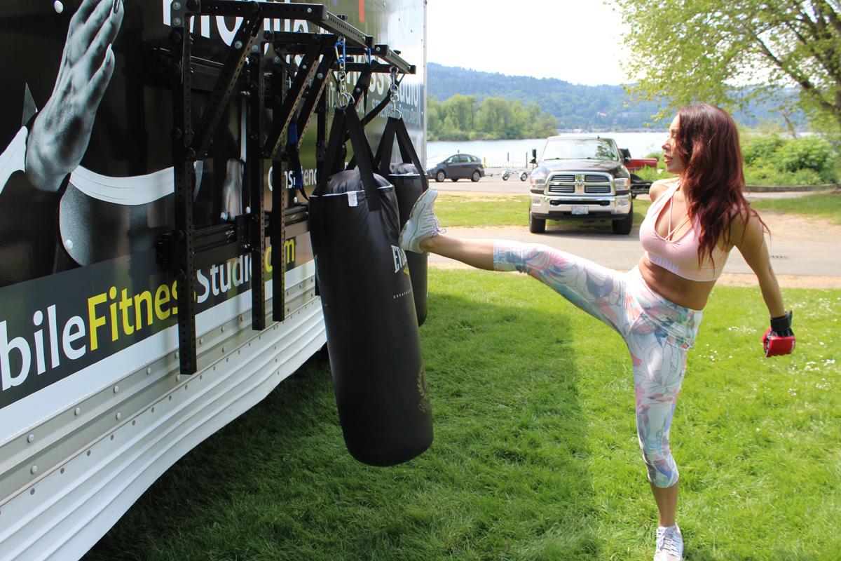 Training (Mobile Fitness)