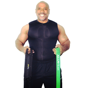Online Fitness Consultant Al Smith, Jr.