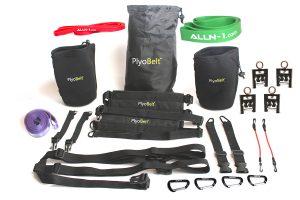 PlyoBelt PRO Portable Fitness Trainer