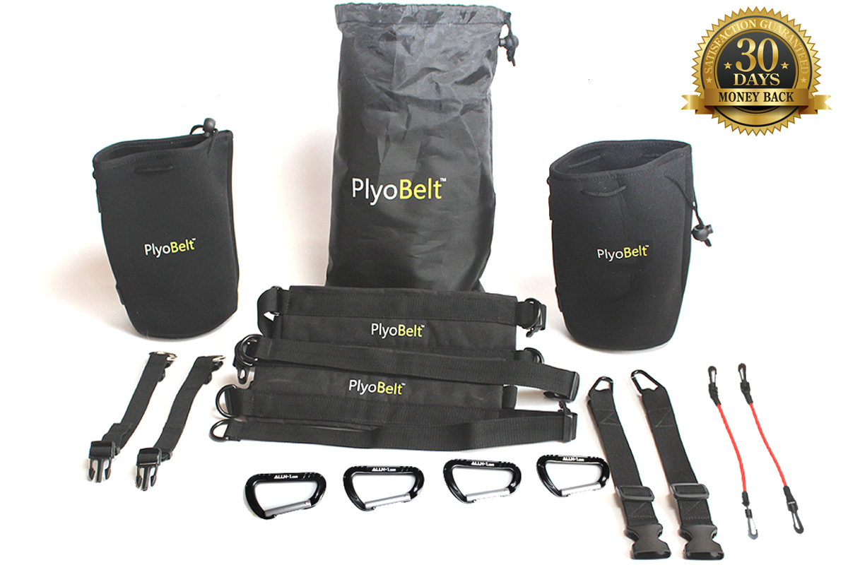 ALLN-1 PlyoBelt Starter Bundle