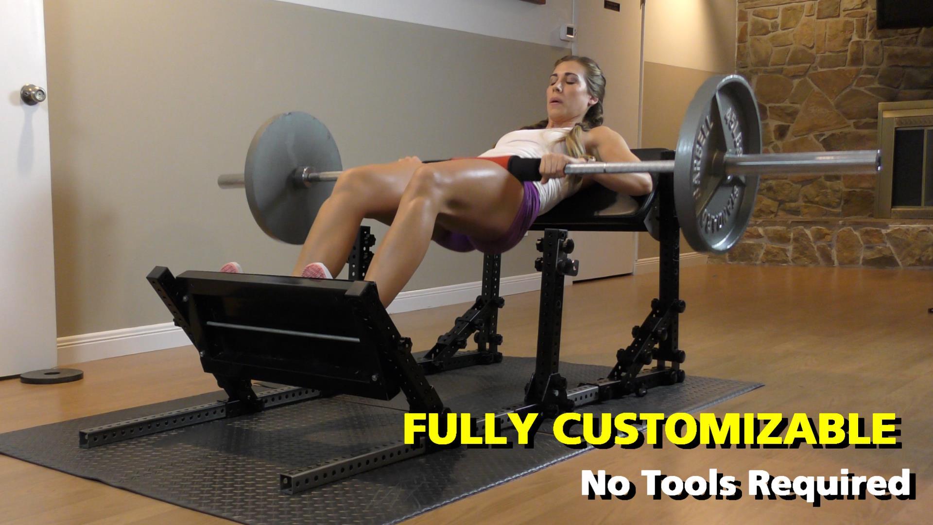ALLN-1: Functional Fitness Bench 2k20