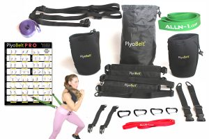 PlyoBelt PRO Portable Fitness Trainer