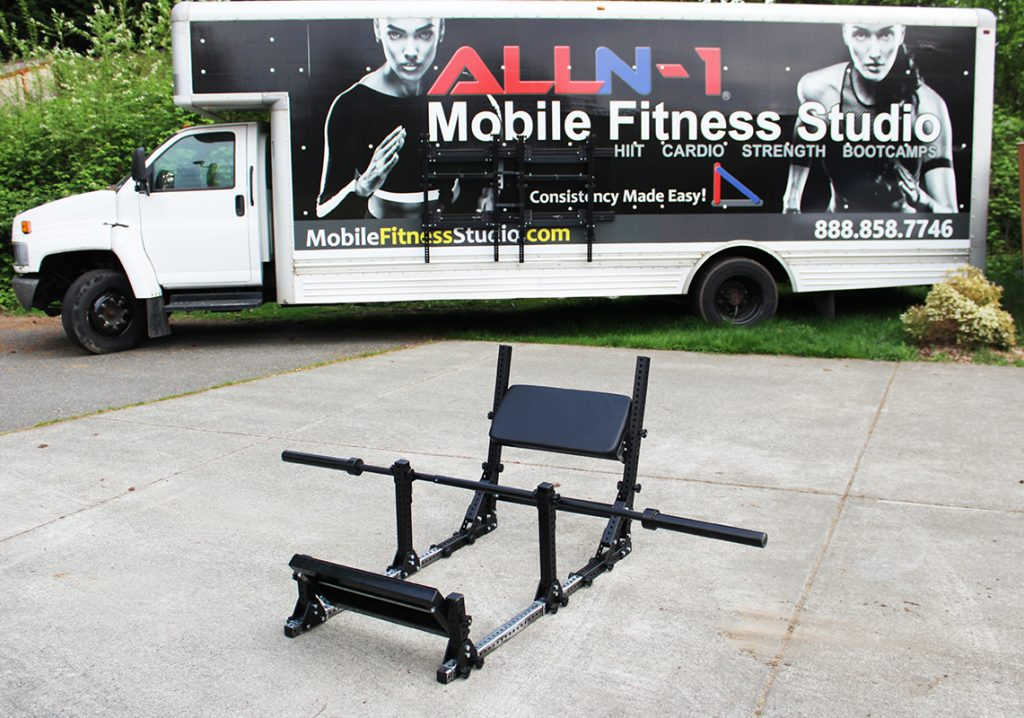 ALLN-1 2k20 Mobile Fitness Studio