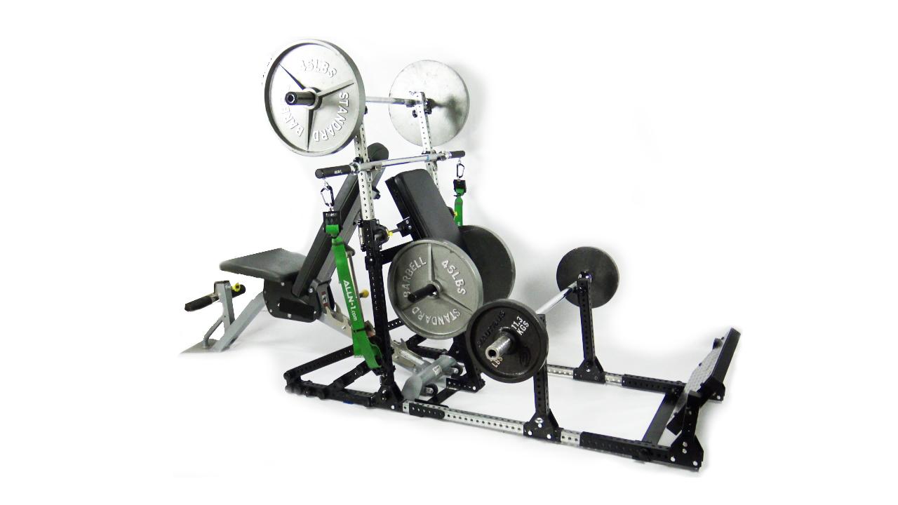 ALLN-1: Functional Fitness Bench Elite Edt. 2k20