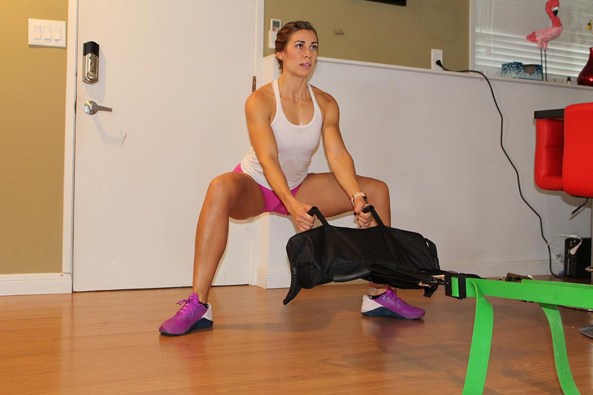 F2 Dynamic Resistance & Olympic 60 lbs. Mixed Sandbag Set