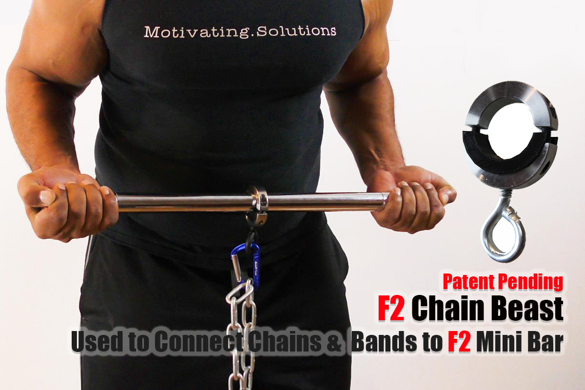 F2 IsoResistance Platform - Portable Gym for Isometrics and Resistance Bands