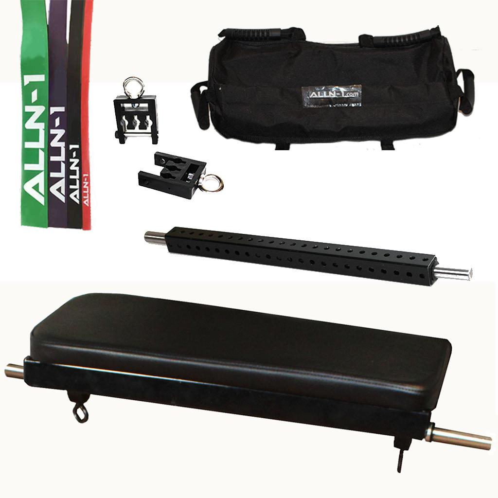 F2 Bar + F2 Bench + F2 Sandbag + F2 Straps & VRS Clips PACKAGE!