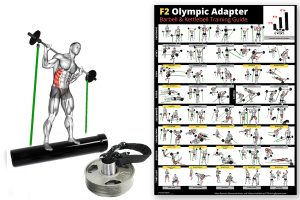 F2 Olympic Adapter & Poster