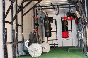 ALLN-1 Mobile Fitness Studio