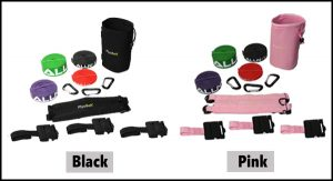 VRS Reformer Bands Black or Pink Options