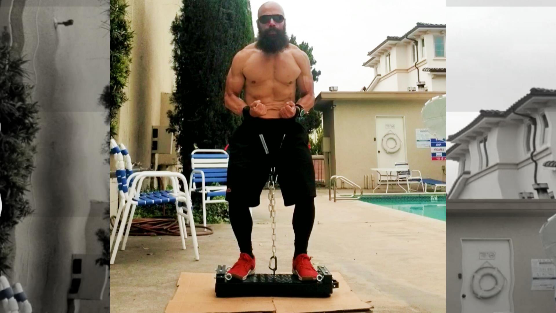 F2 Modular Gym Seat