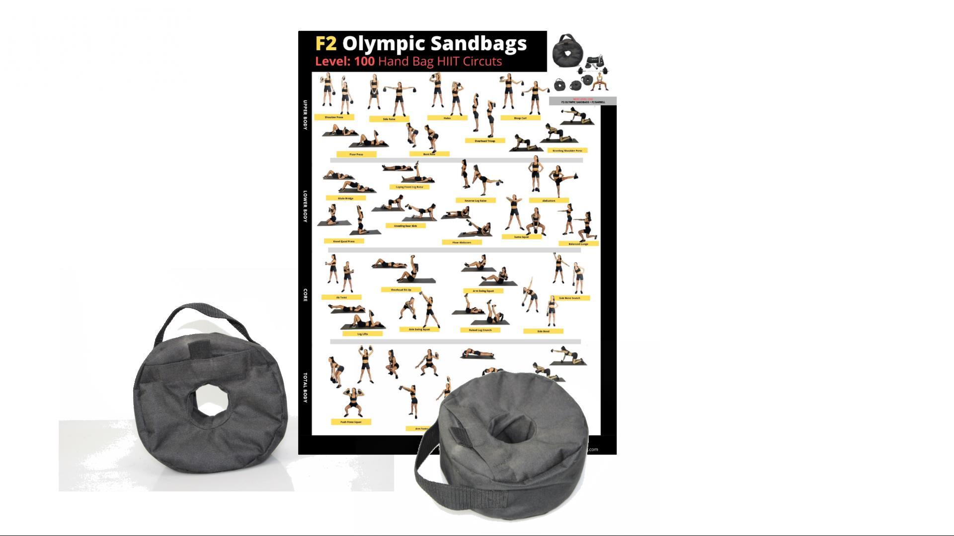 F2 Olympic Sandbags