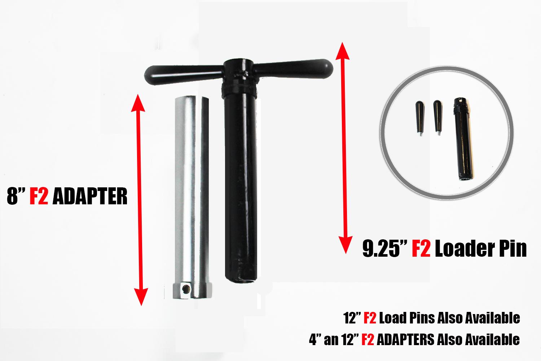 F2 Loader Pin
