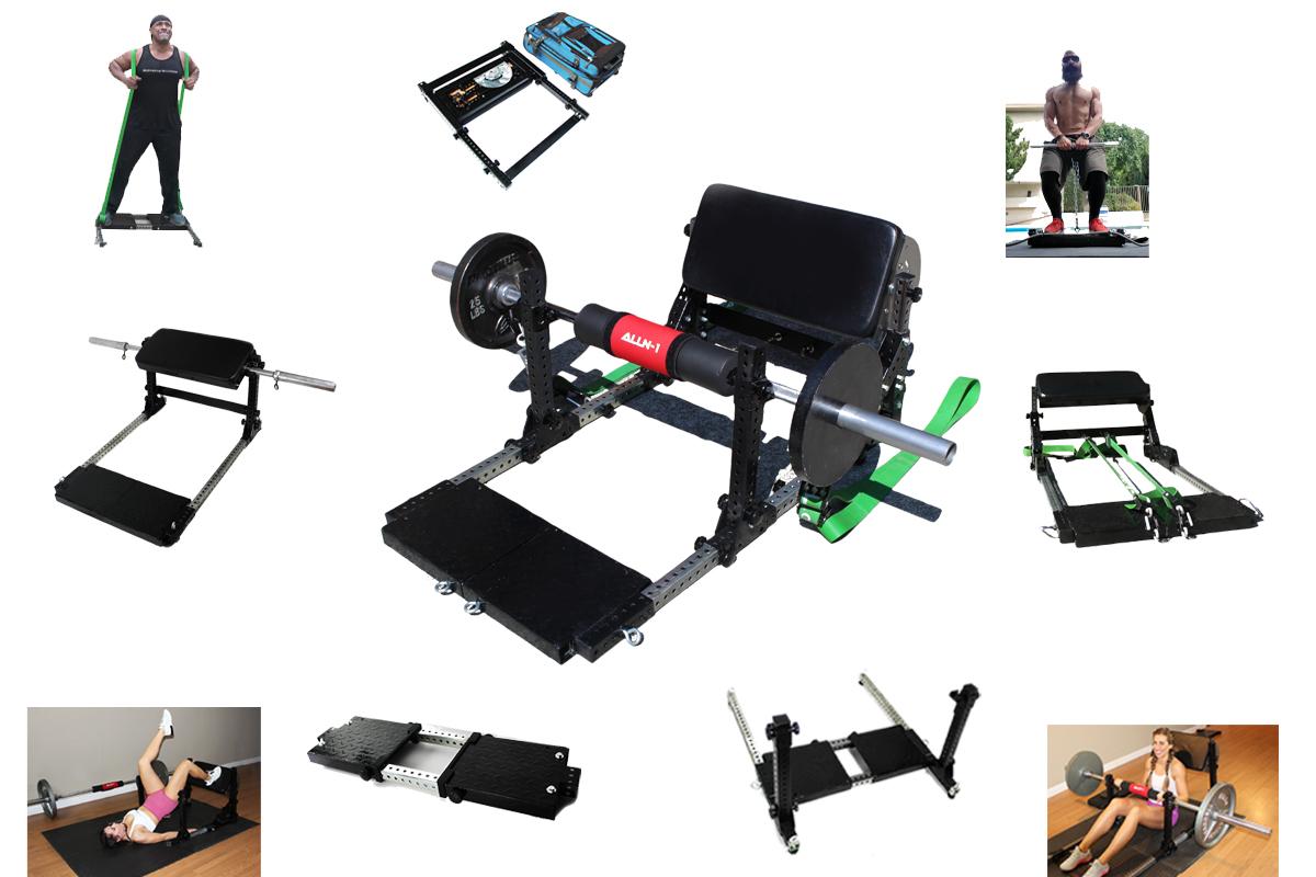 ALLN-1: Functional Fitness Bench 2k20 SR Edt.